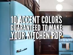 accent colors blog articles retro 1950s style kitchen big chill