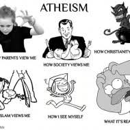 Atheist Vs Christian Meme - funny atheist quotes