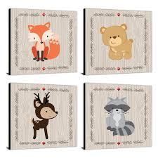 woodland creatures baby shower theme bigdotofhappiness com