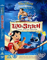 lilo stitch special edition dvd 2002 amazon uk