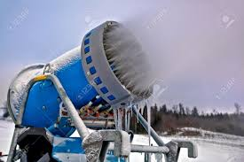 snow machine up professional artificial snow machine cannon