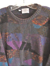 pronto uomo sweaters pronto uomo wool blend crewneck sweaters for ebay