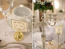 table wedding decorations centerpieces 67 winter wedding table dã