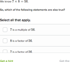 finding factors of a number video khan academy