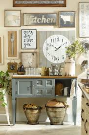 kitchen wall decorating ideas wall shelves