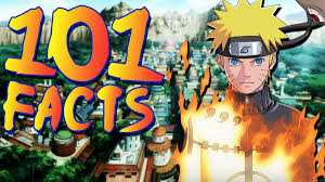 naruto shippuden 101 facts you probably didn u0027t know about naruto and naruto