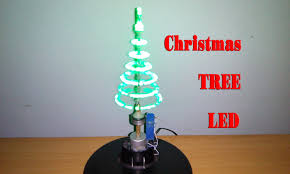 Homemade Christmas Tree by How To Make Christmas Tree Led Diy Homemade Youtube