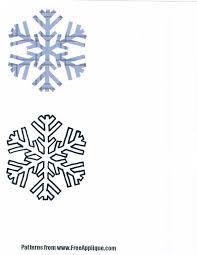 snowflake patterns for applique freeapplique