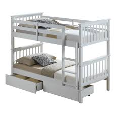 Artisan White Bunk Bed Next Day Select Day Delivery - Jay be bunk bed