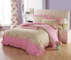 Princess Comforter Full Size Pink And Green Bedding Ktactical Decoration