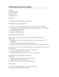 Sample Resume With Summary Statement How To Write A Good Resume Summary Splixioo