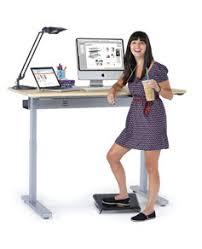 Standing Treadmill Desk by Treadmill Desks
