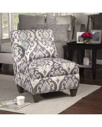damask chair on sale now 10 homepop blue slate large accent chair gray