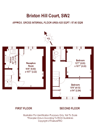 Brixton Academy Floor Plan by 2 Bed Flat For Sale In Brixton Hill Court Brixton Hill London