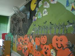 decorations for halloween classroom door decorations for halloween with 2 image 2 of 22