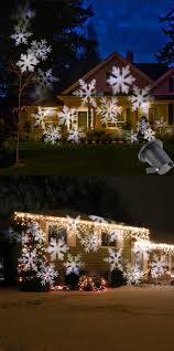 christmas window projection dvd 4w 6 led snowflake projector neutral white light for christmas