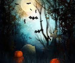 Halloween Backdrop Dark Halloween Backdrop Royalty Free Stock Image Storyblocks