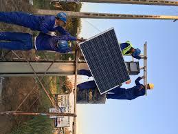 Solar Power Traffic Lights by Ruwa Solar Traffic Light