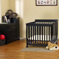 davinci kalani mini crib black all about crib