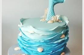 mermaid birthday cake marbella cake design