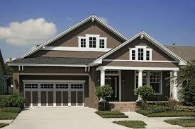 Best Paint For Exterior Door Single Wood Front Door White Picket Fence Craftsman Home Exterior