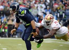 nfl thanksgiving day seahawks vs 49ers tv information preview poll