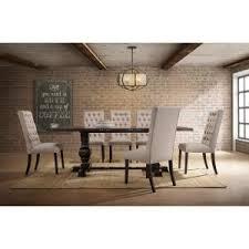 carolina cottage dining table carolina cottage palmer espresso double pedestal dining table 8640