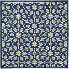 Outdoor Rug Square Modern Square Outdoor Rugs Allmodern