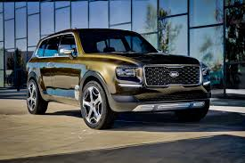 luxury jeep 2016 kia telluride suv revealed at detroit 2016 pictures kia