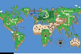 World Map Quiz Game by Pop Quiz How Well Do You Know Your Video Game Geography U2013 The