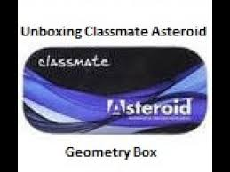 classmate geometry box classmate asteroid unboxing compass test geometry box