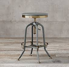 metal bar u0026 counter stools rh