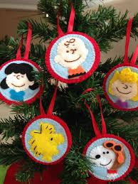 peanuts decorations cool brown