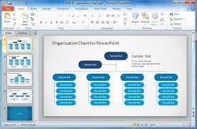 Template Organizational Chart by Org Chart Ppt Template Best Organizational Chart Templates For