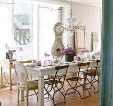 Shabby Chic Dining Room by Rustic Chic Dining Tables