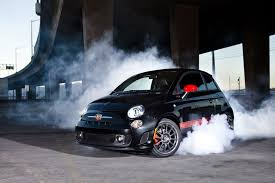 2012 fiat 500 abarth race car inspiration down the road