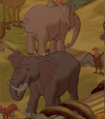 african bush elephant parody wiki fandom powered wikia
