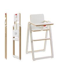 supaflat supaflat baby high chair white unisex bambini
