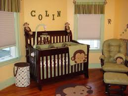 Monkey Crib Bedding Sets Monkey Themed Nurseries Webby Wonder