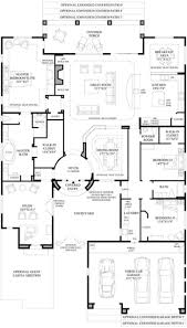 home design single story luxury house plans colonial open floor