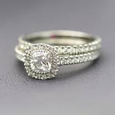 Engagement Ring With Wedding Band by Custom Engagement Rings Taylor U0026 Hart