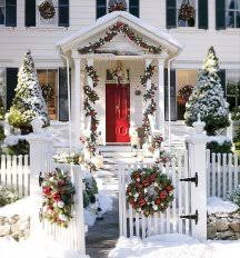 christmas decorations for outside how to decorate a front porch for christmas 2 34 outdoor