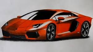 future lamborghini models lamborghini aventador drawing time lapse youtube
