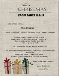 father christmas letter templates free the north pole free printable letter letters from santa templates at home u sleigh design santa letters from santa templates letters to print at home u