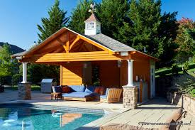 house plans with pools and outdoor kitchens custom pool house plans u0026 ideas pool cabanas in new holland pa