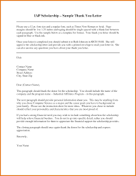 8 how to write scholarship letter receipts template