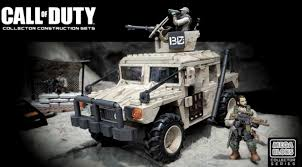 lego army humvee mega bloks call of duty sets brickultra