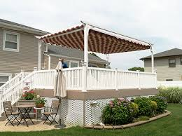 How To Make Your Own Retractable Awning Aristocrat Awnings Shades And Canopies S U0026s Remodeling Contractors
