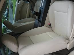 2010 mustang seat covers replaced cloth seat covers for leather the mustang source