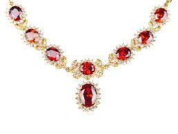 ruby necklace earrings images How to wear ruby jewelry hannoush jewelers ct jpg
